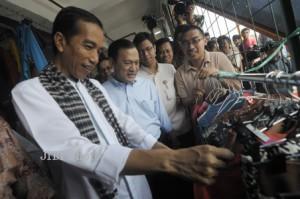 Gubernur DKI Jakarta Joko Widodo (JIBI/Solopos/Antara/Zabur Karuru)