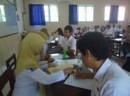 Screening kesehatan pelajar