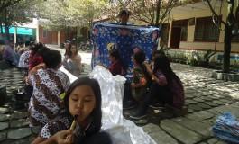 Membumikan Batik di Sekolah
