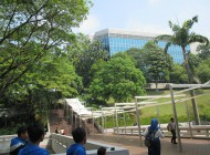 Tour de Nanyang Technological University Singapore