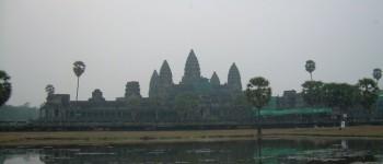 Angkor Wat in The Dawn
