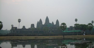 Angkor Wat in The Dawn