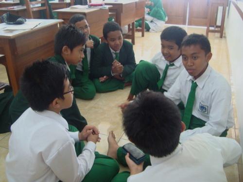 Murid SMP pun Bisa Belajar Problem Solving