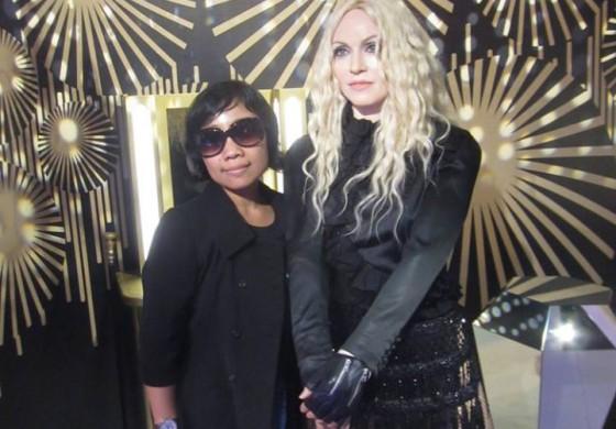 Bertemu Soekarno hingga Madonna di Singapura