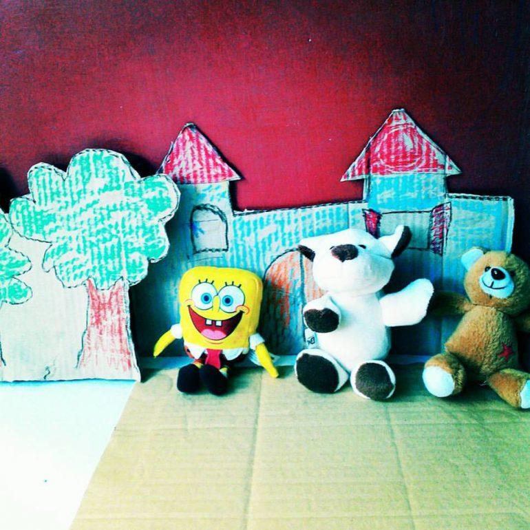 Puppet Show, Sarana Mendongeng bagi Anak