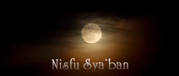 ucap selamat nisfu syaban