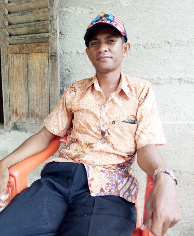 Penggunaan Dana Desa Karunian di Kelola Secara Transparansi