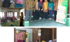 """Tim Dosen Univet Bantara Sukoharjo: Pengabdian """"IbM Jagung"""" di Wonogiri"""