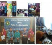Tim IbM Univet Bantara Sukoharjo : Praktek olahan Jagung dan Pelatihan Pembukuan Keuangan Sederhana