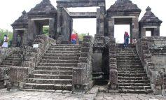 Kedamaian di Kerajaan Ratu Boko Kecamatan Prambanan Kabupaten Sleman