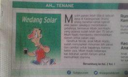[Ah Tenane]  Wedang Solar