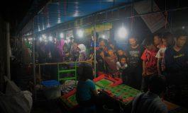 Tradisi Bazar Pasar Malam Jadi Kegiatan Guyub Rukun Desa Sumber