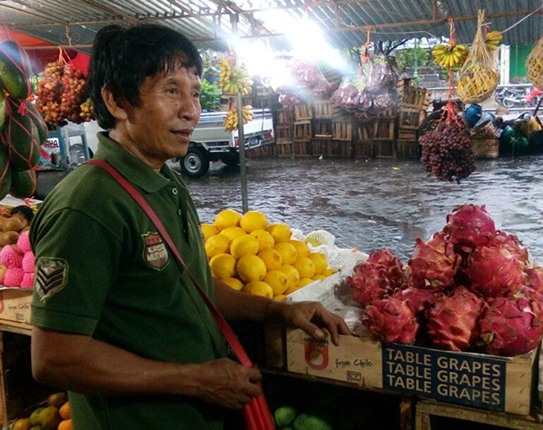 """Istiqomah"" – Jangan Anggap Remeh Pedagang Pasar"