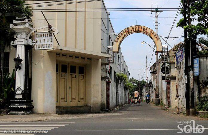 Kampung Batik Laweyan Punya Cerita