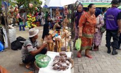 Pasar Rakyat Bagian Dari Sekaten