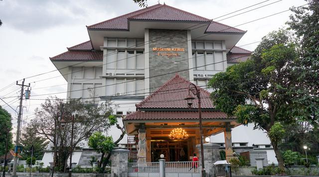 Opini : Museum Keris Nusantara Surakarta Cenderung Sepi