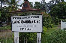 Sejarah Kampung Simo, Boyolali