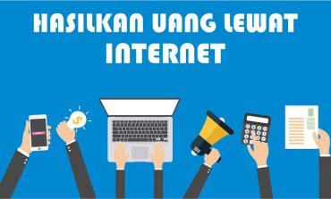 Menghasilkan Rupiah dengan Internet