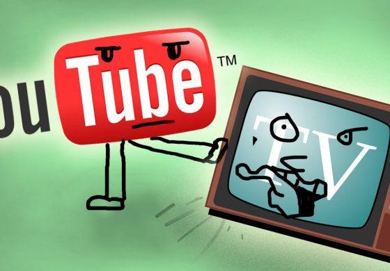 Benar Gak Sih, Youtube lebih dari Televisi