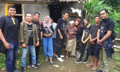 Tembus Medan Terjal, Komunitas KNB Berikan Uluran Tali Kasih untuk Nenek Kerta