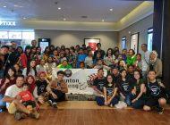 Kado Istimewa untuk adik-adik YPAC Bali, Komunitas KNB Adakan Nobar Keluarga Cemara