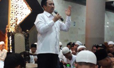 Dipadati Ribuan Jamaah, Ustadz Yusuf Mansur Ajak Umat Muslim Bali Bersedekah