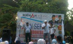 Ratusan Pendukung PAS di Bali Ikuti Jalan Sehat Indonesia Menang