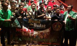 """Sambut Harlah GP Ansor ke 85, Pimpinan Wilayah GP Ansor Bali Nobar Film  """"Bumi itu Bulat"""""""
