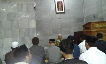 Ratusan  Jamaah di Bali Ikut Gerakan Shalat Shubuh Berjamaah di Masjid Al Muhajirin IKMS