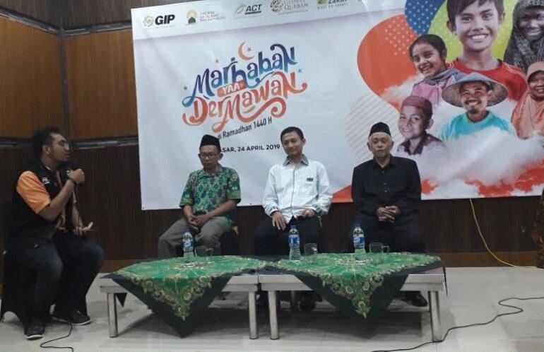 "ACT Bali Luncurkan Tema Ramadhan 2019 "" Marhaban Ya Dermawan"""