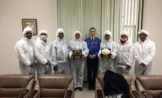 Magang Jepang #2 Mahasiswa Prodi Teknologi Hasil Pertanian Univet Bantara Sukoharjo