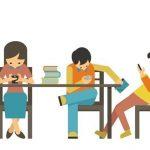 Ilustrasi Generasi Milenial terhadap Teknologi