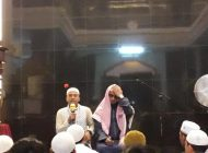 Imam Masjid  Palestina Kunjungi Bali, Safari Ramadhan ke Pelosok Masjid Hingga Silaturahmi Bersama Umat Muslim