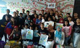 Sambut Hardiknas dan Bulan Suci Ramadhan, Komunitas Ketimbang Ngemis Bali Bagikan Kado Kebahagiaan untuk Adik-Adik RHI & Rumah Singgah Pak Wen
