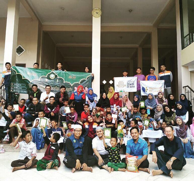 """Ajak Pemuda dan Remaja Muslim di Bali Berbagi, MR Bali & Laznas Dewan Dakwah Bali Gelar """"Masa Orientasi Volunteer"""""""