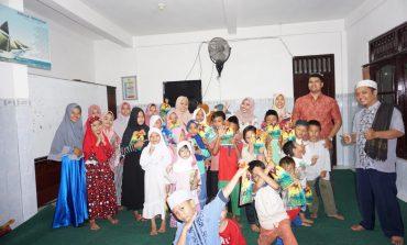 Semarak Bulan Suci Ramadhan, Komunitas Mata Kita  Adakan Buka Puasa Bersama  Anak-Anak Panti Asuhan Tunas Bangsa