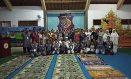 Rangkul 50 Napi Lapas Tabanan, Komunitas Pemuda Al Fath Adakan Buka Puasa Bersama