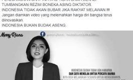 Cek Fakta, Merry Riana Sebut Indonesia Akan Bubar di Dalam Video ini!