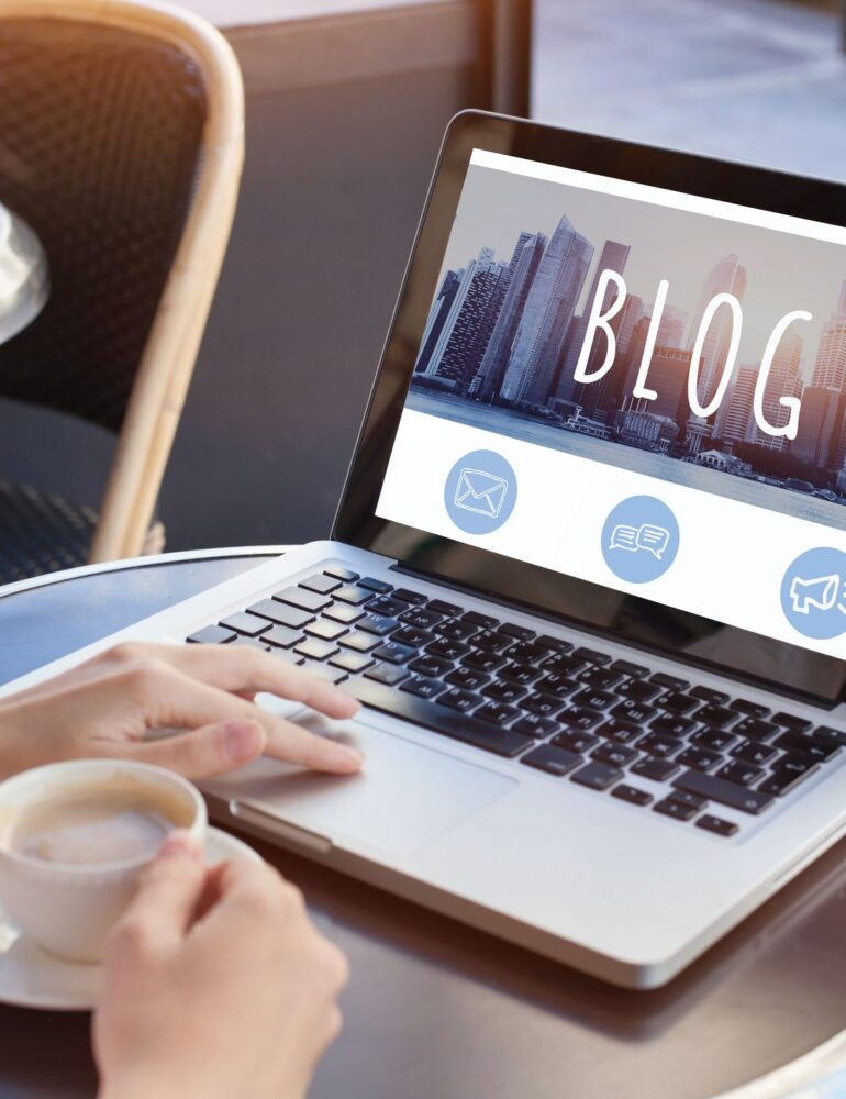 5 Unsur Penting Dalam Sebuah Blog