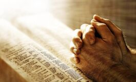 10 Ayat Doa Memohon Kekuatan dalam Agama Kristen