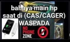 Bahaya Memakai Handphone Saat di Charger