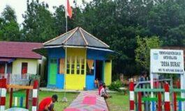Keindahan Desa Wisata Burai, Kampung Warna- Warni di Tanjung Batu,Ogan Ilir,Sumatera Selatan