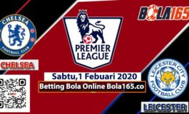 Prediksi Skor Chelsea Vs Leicester City di Laga English Premier League (EPL)