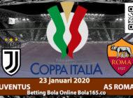Prediksi Skor Juventus vs AS Roma COPPA ITALIA