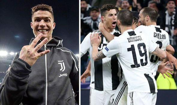 Rekor! Ronaldo Ciptakan Hat-trick di Juventus