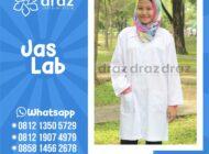 Tempat Jual Jas Laboratorium Lengan Panjang dan Lengan Pendek
