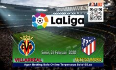 Prediksi Skor Atletico Madrid Vs Villarreal Di Laga LaLiga