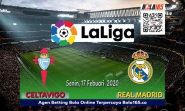Prediksi Skor CeltaVigo Vs Real Madrid Di Laga Laliga