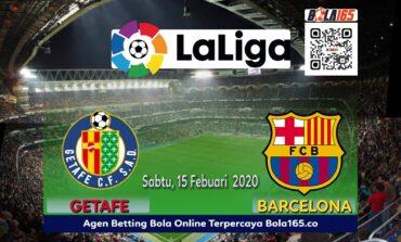 Prediksi Skor Barcelona Vs Getafe di laga Laliga