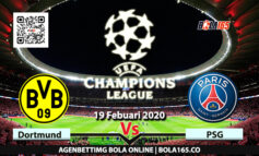 Prediksi Skor Paris Saint Germain Vs Borussia Dortmund Di Liga UEFA Champions League